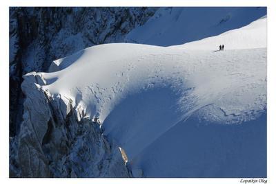 Масштабы Альп Монблан Альпы горы и свобода