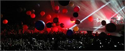 «The Show Must Go On» Thirty Seconds to Mars in Krasnoyarsk 2015
