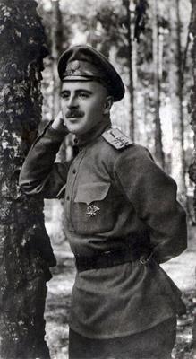 Кирилл Нилович Лебедев