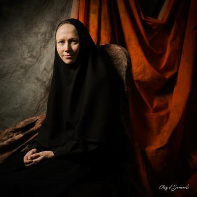 Матушка Даниила semenets семенец портрет portrait фото photo