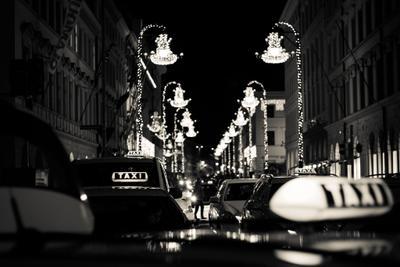 *** ночной Мюнхен