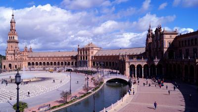 Севилья Площадь Испании