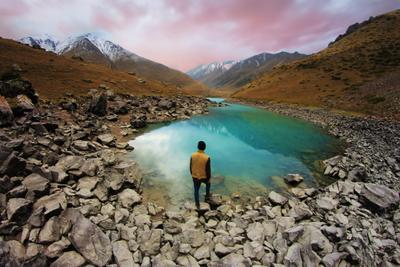 Озеро Кель-Тор Кыргызстан