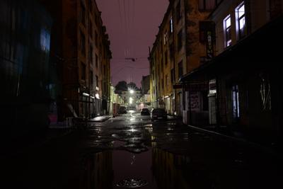 В городе-призраке