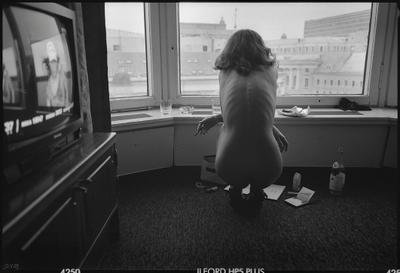 """Отель#33(Г-ца """"Россия""""). Москва, 2005"""