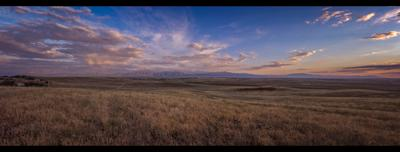 Панорама, вечер