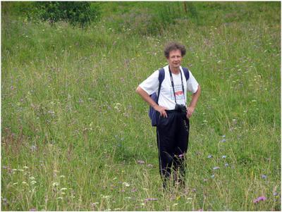 Хороши в лугах травы росные Вязники, Валерий Кукин Родина