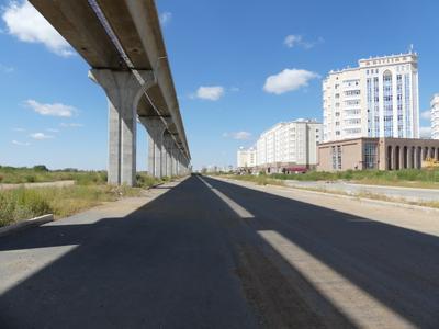 Дорога в никуда 1. Астана ЛРТ