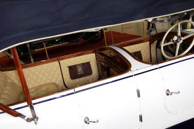 RR Олдтаймер-Галерея ретро автоэкзотика Rolls Royce