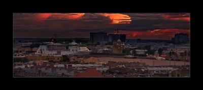 Портрет ночного города - II Спасибо всем за просмотр