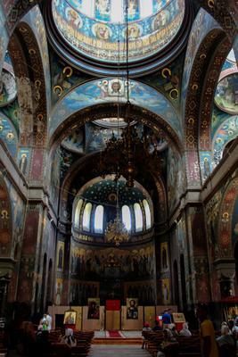 Монастырь Святого Апостола Симона Кананита,Абхазия-г.Новый Афон