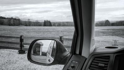 Пауза Авто дорога машина природа путь лето