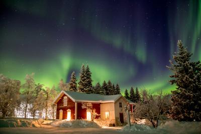 Northern lights northern light лапландия северное сияние