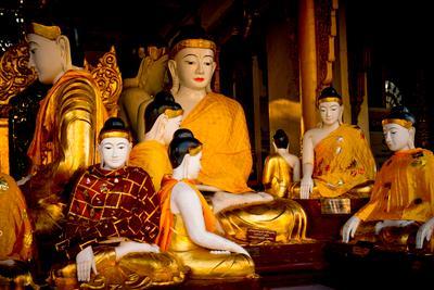 Шведагон buddhism burma myanmar rangoon shwedagon pagoda
