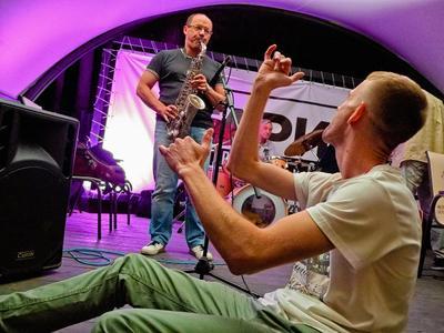 Андрей Турыгин. Live Jazz Jam Session в гриль-зоне У ГАРИКА 31 августа 2019.