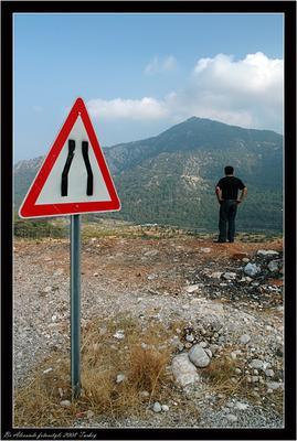 Где ж тут дорога?-)