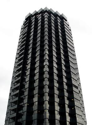 Black tower Барселона