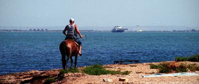 У самого синего моря пленка фуджи никон крым керчь путешествие