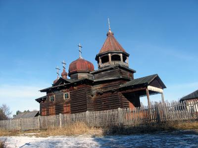 церковь церковь, Тальцы