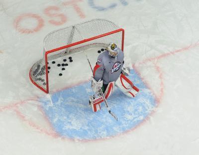 Мечты юного форварда Хоккей вратарь