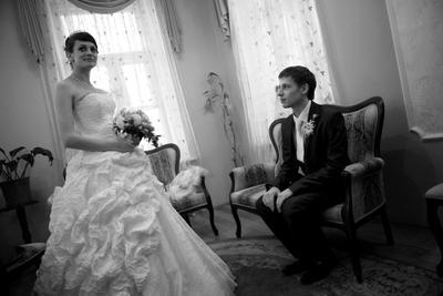 Про жениться.