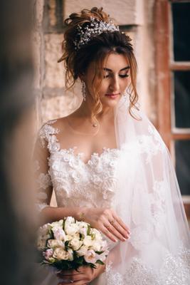 *** Пятигорск свадьба невеста букет
