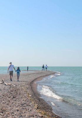 Самая южная точка континентальной Канады.