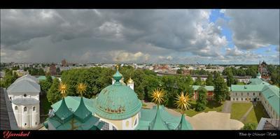 - Ярославль - Ярославль панорама
