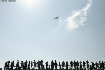 Охота (из серии МАКС-2011) фотографы, авиация, МАКС, авиашоу