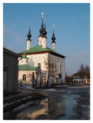 Суздаль, Цареконстантиновская церковь
