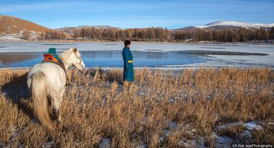 монголия в ноябре