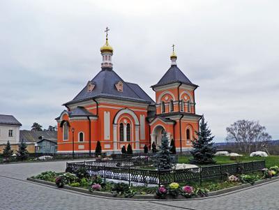 Преображения Господня Оптина пустынь Козельск монастырь