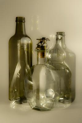 Жизнь бутылок 4