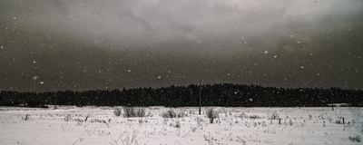 Снег идет...