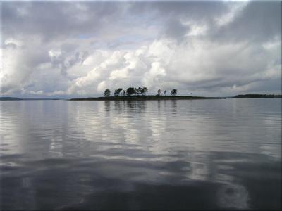 Дождь дождь озеро карелия
