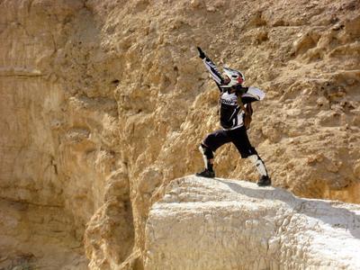 Покоритель пустыни пустыня, горный велосипед, MTB, free ride, фри райд