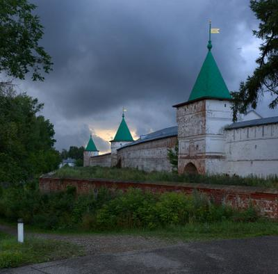 Кострома Кострома архитектура