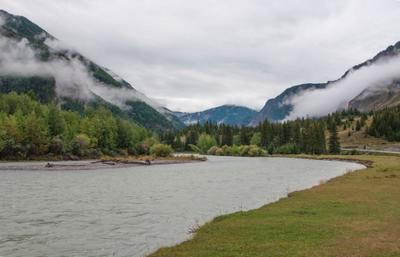 Виды Алтая 18 Алтай горы путешествие