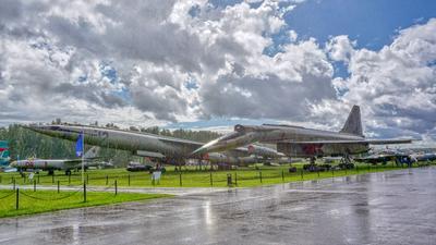 И дождь и Солнце. Монино музей