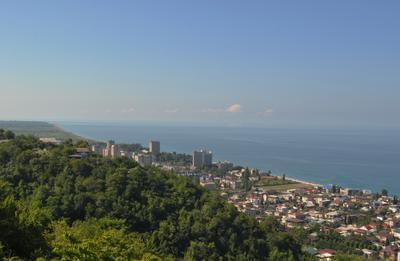 Гагра Море Гагра Абхазия