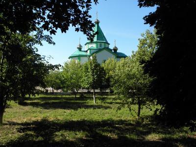 Первомайск , Свято - Варваровская церковь
