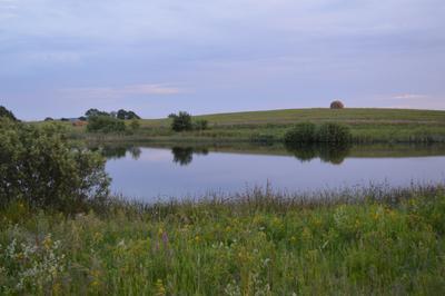 Глубокая тишь........ тишина вечер покой озеро..