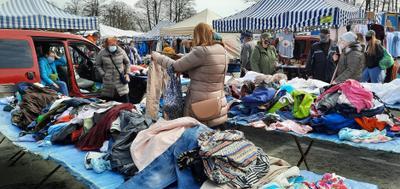 На базаре базар Польша