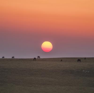 Рассвет на плато Бермамыт Карачаево-черкесич бермамыт рассвет август