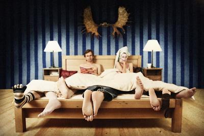Многие жены не изменяли бы мужу, если б знали более тонкий способ отомстить..