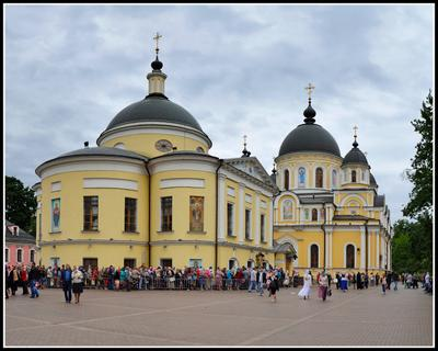 Покровский монастырь Покровский монастырь Москва