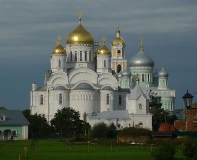 Дивеево Россия