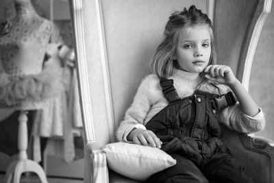 детская детский портрет