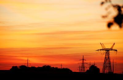 Sanset природа закат солнца за городом красивое небо красивый