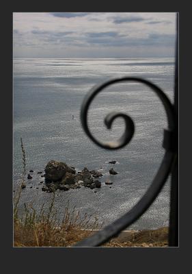 Сугдейский завиток Крым Судак море